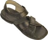 MRD Men Black Sandals