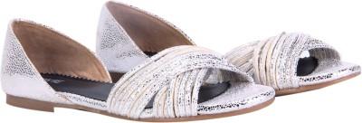 Lavie Women White Flats