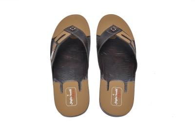 Stylewalk Men Brown, Beige Sandals