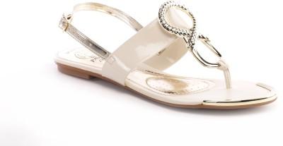 Pavers England Women Beige Flats
