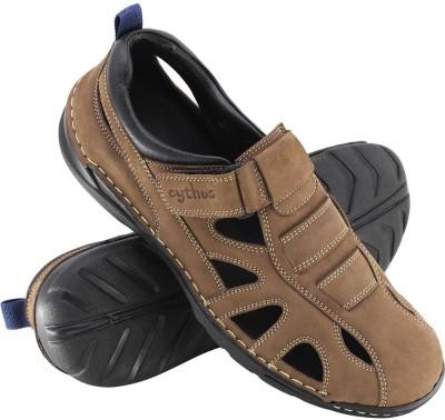 Cythos Men Brown Sandals