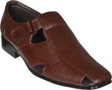 Gripwell Men Brown Sandals