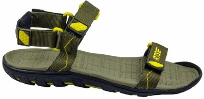 RTS Men Green, Yellow Sandals