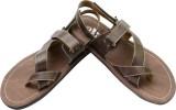 Ooz Footwear Men Brown Sandals