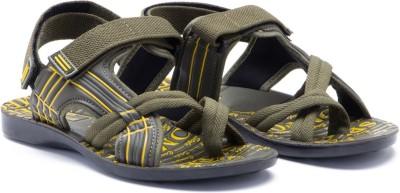 Provogue Men Olive Sandals