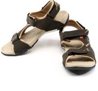 Sparx Women OliveBeige Sports Sandals
