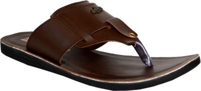 Flux Men Brown Sandals