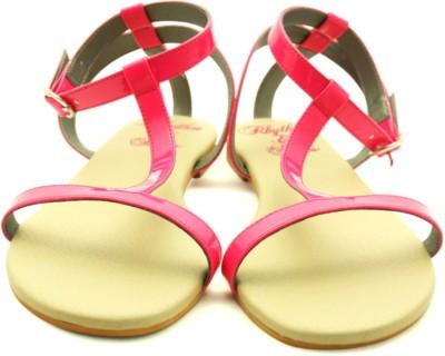 Rhythm & Shoes Women Pink Flats