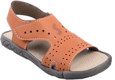 SNAPPY Boys Tan Sandals