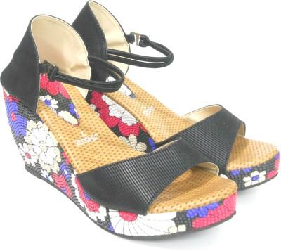 Fashion Wear Women Multicolor Wedges