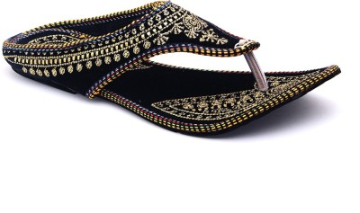 Paduki Women Gold Flats