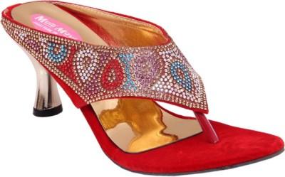 Multi Movin Women Red Heels