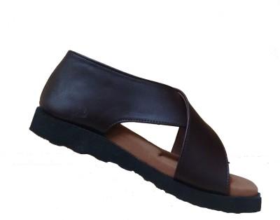 Medifoot Men, Boys Black Sandals