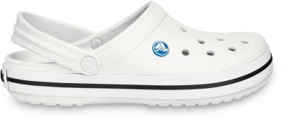 Crocs Women White Clogs