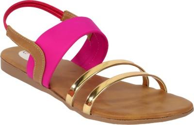 Remson India Women Pink Flats