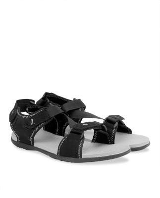 Puma Women Puma Black-Quarry Sports Sandals