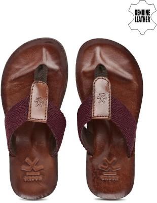 WROGN Men Pink Sports Sandals