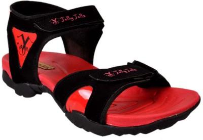 Jolly Jolla Tracker Men Red Sandals
