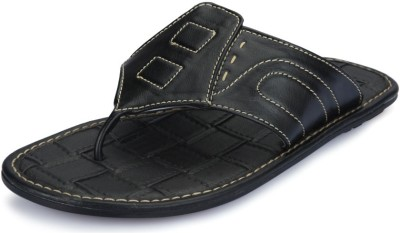 Nawaabs 101 Men Black Flats