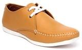 Shoe Park Canvas Shoes (Brown)