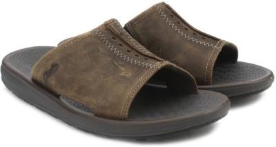 Clarks Kernick Shore Tan Nubuck Men Tan Sandals