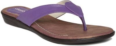 Dressberry Women Purple Flats