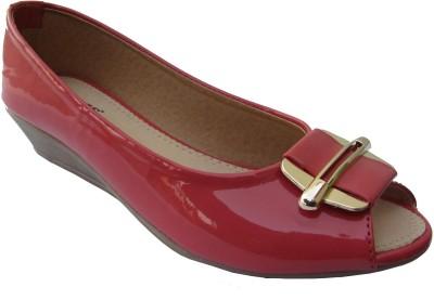 LORIS Women Red Heels