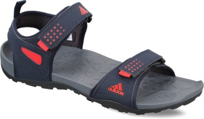 58adce84e4a5 Deals in this category   Adidas Men NTNAVY SCARLE UTIBLK BLAC Sports Sandals