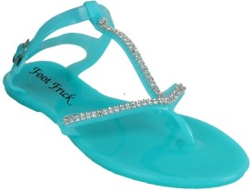 Foot Frick Girls Flats