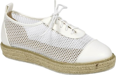 Truffle Collection Women White Sports Sandals