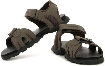Power Men Brown Sandals