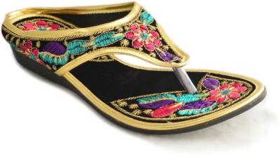Superb Women Multicolor Flats