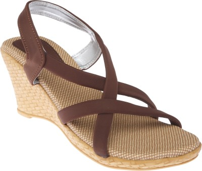 Alesso Women Brown Wedges