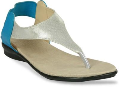 Studio 9 Trend Setters Women Blue Flats