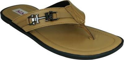 Azazo Men, Boys Khaki Sandals