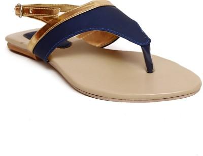 Select Steps Women Blue Flats