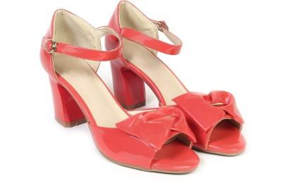 Bello Pede Women Pink Heels