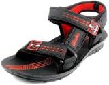 Hitcolus Men Red Sandals