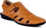 Peponi Men Tan Sandals