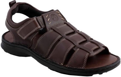 Ventoland Men Brown Sandals