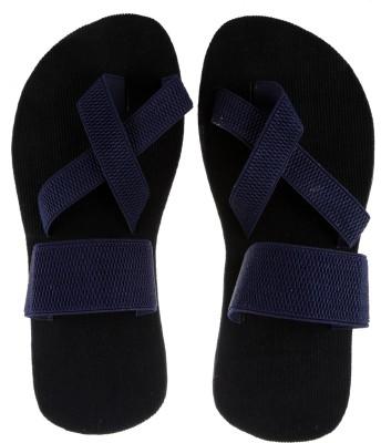 Tripssy Men Blue, Grey Sandals