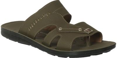 Action Shoes Men Olive Sandals