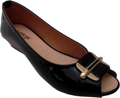 LORIS Women Black Heels