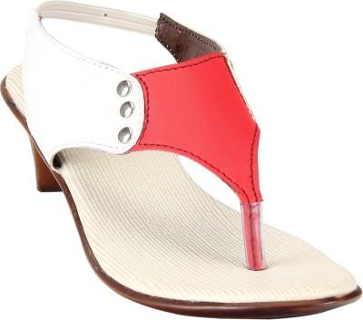 Walkaway Women Red Heels