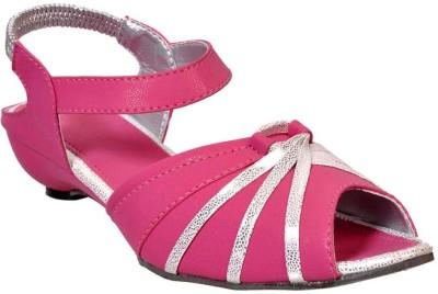 Fescon Women Pink Sandals