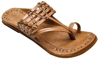 Port Men Brown Sandals