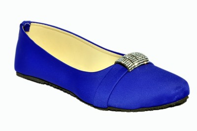 DayV Girls Blue Flats