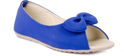 Vaishnovi Women Blue Flats