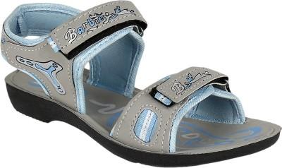 Oricum Grey-844 Women Grey, Blue Sports Sandals