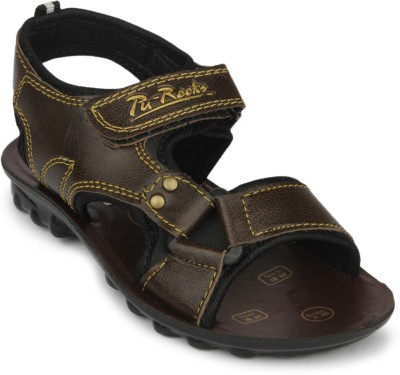2B Collection Boys-Floater-1121 Boys Brown Sandals